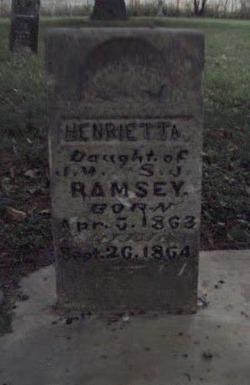 Henrietta Ramsey