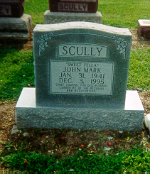 "John Mark ""Sweet Fella"" Scully"