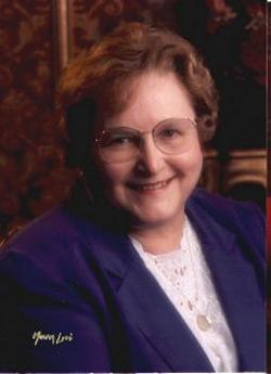 Jane Laurine <I>Coffman</I> Hoag