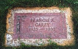 Francis X. Carey