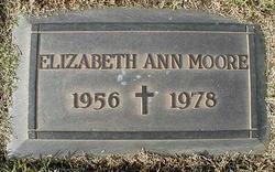 Elizabeth Ann Moore