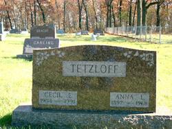 Cecil Edward Tetzloff