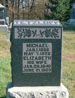 Michael Tetzloff, II