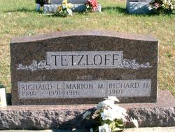 Richard Lemone Tetzloff