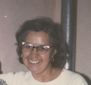 Tomasita <I>Gallegos</I> Chavez