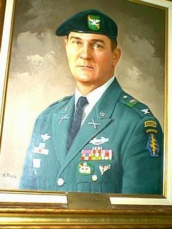 COL A. J. Baker