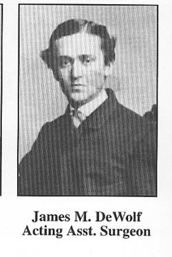 Dr James Madison DeWolf