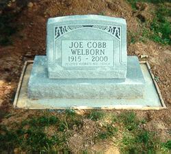 Joe Welborn