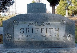 Ulysses Griffith, IV