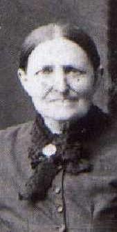 Anne Wilhelmina <I>Beckmann</I> Siemon