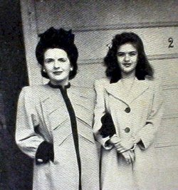 Vera Jeffrey <I>Palmer</I> Peers