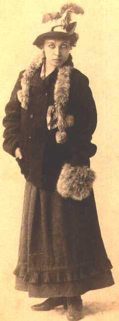 Etta Hawkins