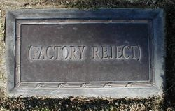Factory Reject