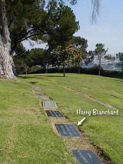 Harry Blanchard