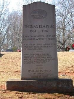 Thomas Dixon, Jr