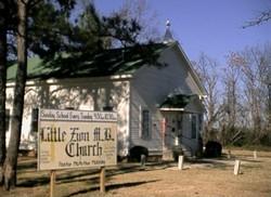 Little Zion M.B. Church Cemetery