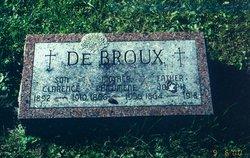 Clarence Joseph DeBroux