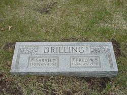Sarah <I>Bradford</I> Drilling