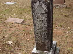 Elizabeth F <I>Murry</I> Bartee