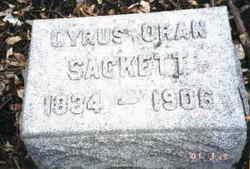 Cyrus Oran Sackett