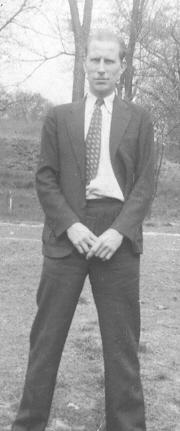 Edward Leo Huston