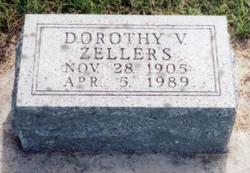 Dorothy Verna <I>Zellers</I> Short