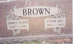 Ether <I>Key</I> Brown