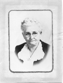 Ida Elizabeth <I>Johnson</I> Greenhill
