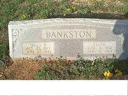 Pew Zella Dialtha <I>Joslin</I> Bankston
