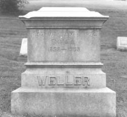 Emma A. <I>Williams</I> Weller
