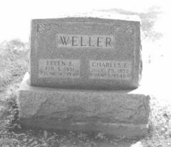 Ellen Ella <I>Axline</I> Weller