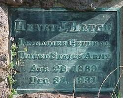 Henry James Hatch