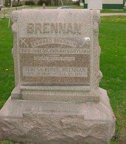 Teresa Agnes <I>Riney</I> Brennan