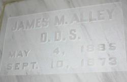 James Maston Alley
