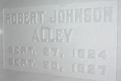 Robert Johnson Alley