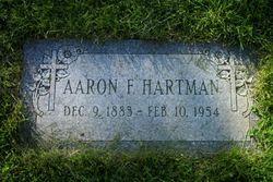 Aaron F. Hartman
