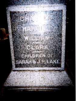Charles W. Lake