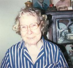 Helen Florence <I>Greenleaf</I> Blauvelt