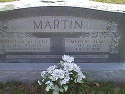 William Monroe Martin