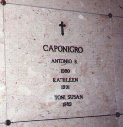 """Antonio """"Tony Bananas"""" Caponigro"""