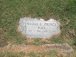 Naomi E. <I>Prince</I> Black