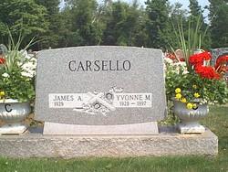 Yvonne M. <I>Addeo</I> Carsello