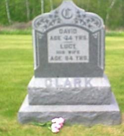Lucy <I>Burgess</I> Clark