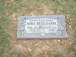 Nora Bell Dabbs
