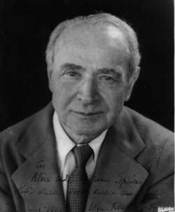 Serge Alexandrovich Koussevitzky