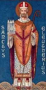 Saint Eleutherus of Tournai