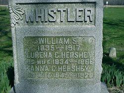 Indiana C. <I>Hershey</I> Whistler