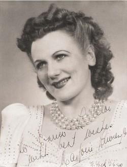 Marjorie Lawrence