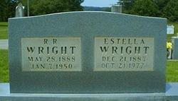 Estella <I>Westbrook</I> Wright