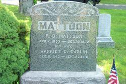 Pvt Ransom Dayton Mattoon